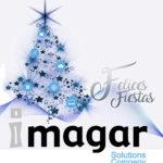 Desde Imagar te deseamos... ¡Feliz Navidad 2019!
