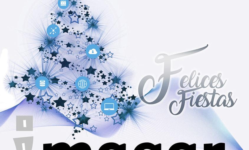 Desde Imagar te deseamos… ¡Feliz Navidad 2019!