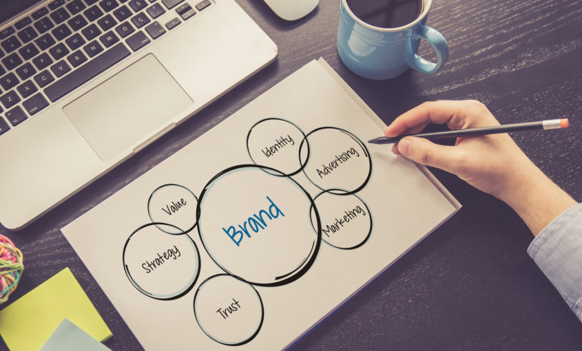 Branding web